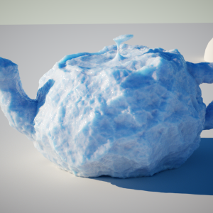 02 OctaneRender 3 Volumetric Primitives