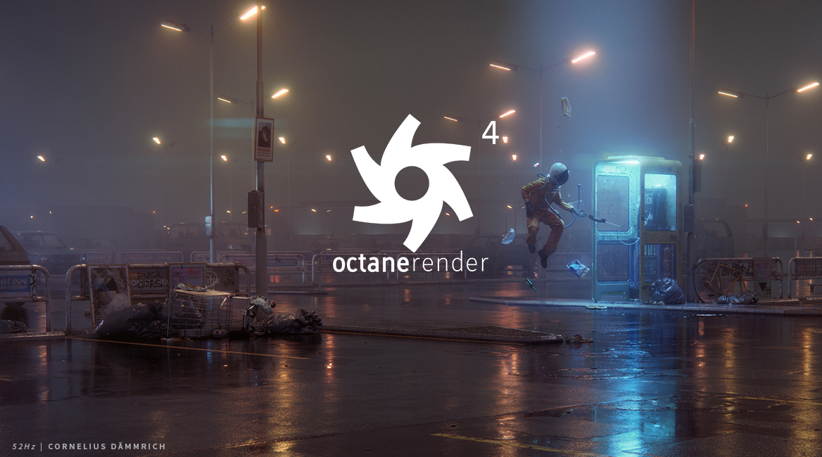 OctaneRender for C4D 4.0 RC7 R4 Mac 破解版 - 优秀的C4D渲染器